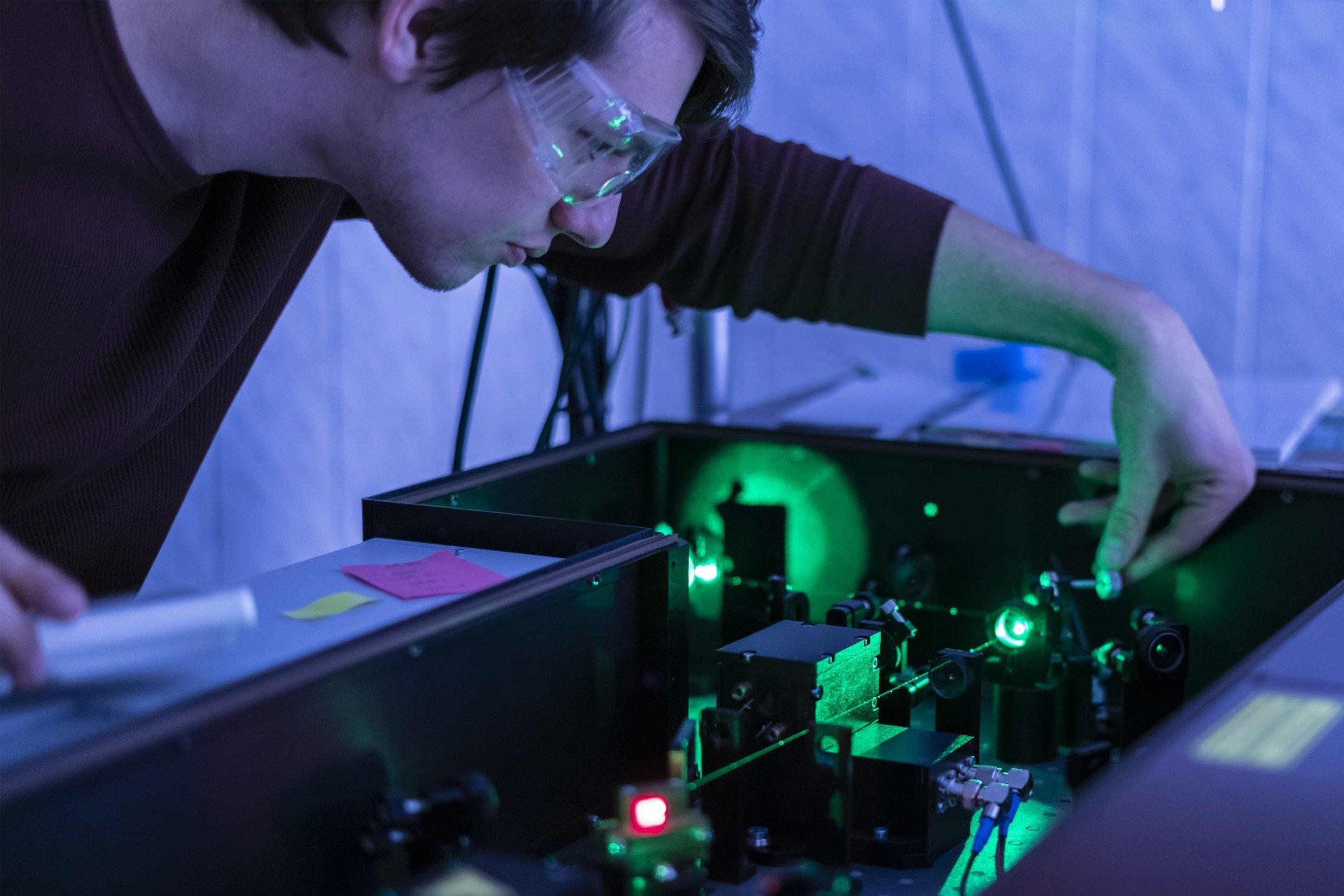 LumenFlow Ramen Spectromony